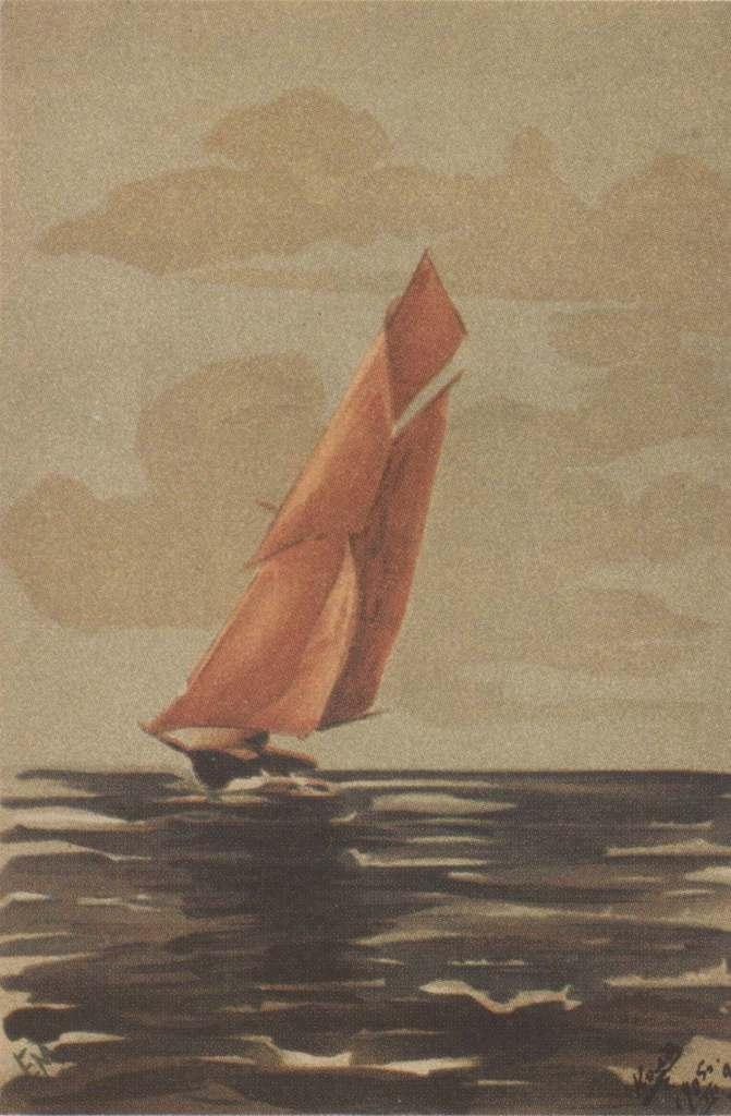 Рисунки Евгении Максимилиановны, принцессы Ольденбургской