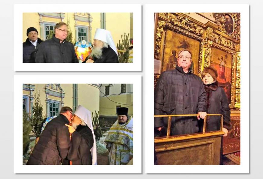ВКазанском соборе пройдет главное Рождественское богослужение Петербурга