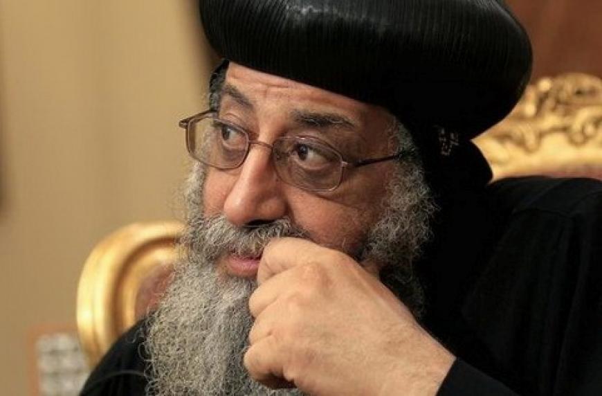 Кдемонтажу еврейско-марксистской контркультуры. НаРусь прибыл руководитель Коптской Церкви