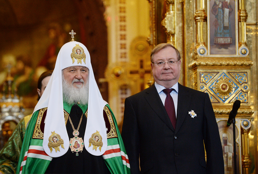 КПРФ поздравила Русскую Церковь со100-летием восстановления Патриаршества
