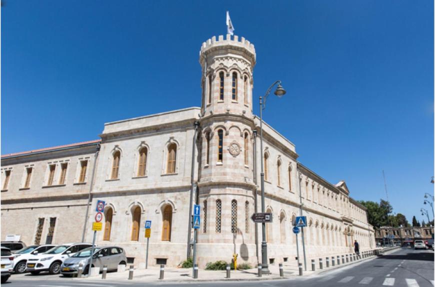 Российское Сергиевское подворье открыли вИерусалиме после продолжительной реконструкции
