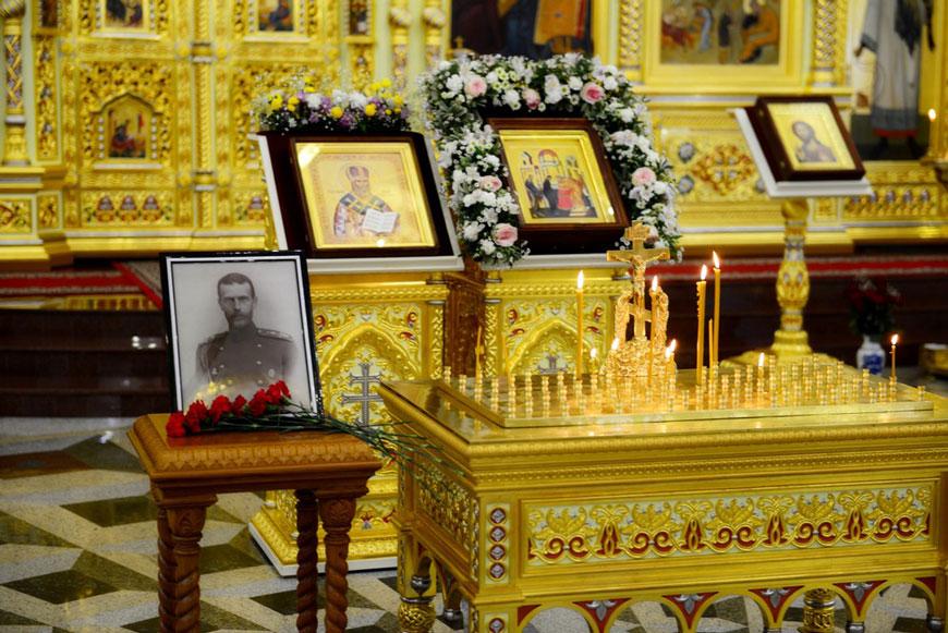 Члены Сахалинского отделения ИППО почтили память Великого князя Сергия Александровича