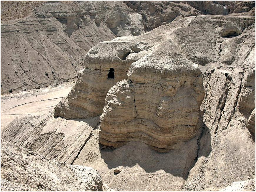 Фото: Qumran caves_1504 (CC by 2.0)