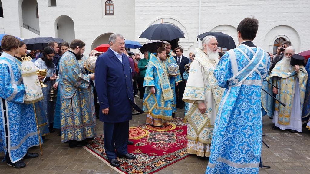 ВКалужской области появился 1-ый в Российской Федерации монумент Ивану III